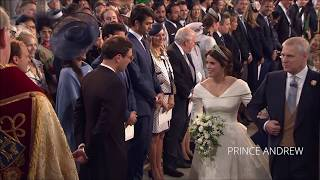 Download Les temps forts du mariage de la princesse Eugenie d'York et Jack Brooksbank Video