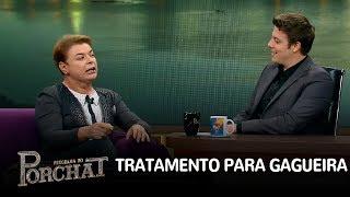 Download David Brazil revela que já tentou tratar a gagueira Video