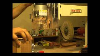 Download New ShopFox Router and Neck Jig Video