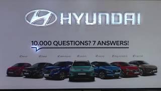 Download Hyundai @ Brussels motorshow 2020 Video