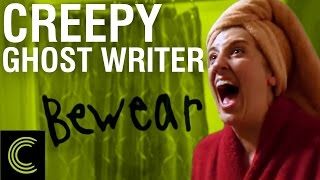 Download A Creepy Ghost Writer Video
