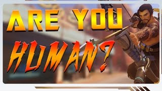Download Are You Human? - Hanzo & Zarya Overwatch Gameplay #29 Video
