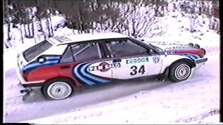 Download 90-luvun alun ralli/sprint kuvauksia. Video