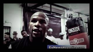 Download LOL When Floyd Mayweather Put Seckbach On Blast - esnews boxing Video