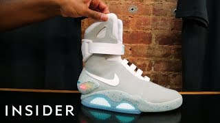 Download Sneaker Store Buys And Sells Some Of The Rarest Kicks In The World Video