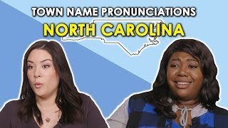 Download We Try to Pronounce North Carolina Town Names Video