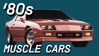 Download Top 8 Coolest 1980s Muscle Cars Video