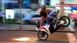 Download Best of Bikers 2013 - Superbikes Burnouts, Wheelies, RL, Revvs and loud exhaust sounds! Video