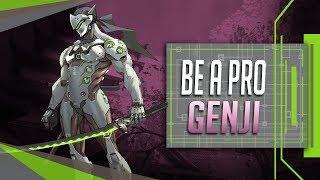 Download OVERWATCH - BE A PRO #4: Genji feat. BGH Liko - Aprenda com os Pró-Players Video