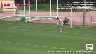 Download DIRECTO: UD Almería B - Villarrubia CF. PlayOff a 2ªB. Castilla-La Mancha Media Video