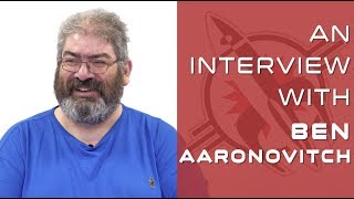 Download An Interview With Ben Aaronovitch Video