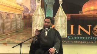 Download Moulana Ali Raza Rizvi Shahadat e Hazrat Fatimah s.a. 5th March 2015 Video