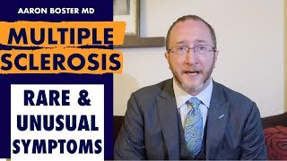 Download Rare and Unusual MS Symptoms (I've seen in clinic) Video