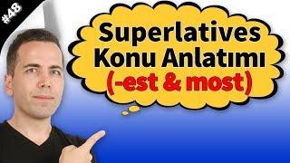 Download Superlatives Adjectives Konu Anlatımı #48 Video