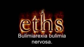 Download ETHS - BULIMIAREXIA [WITH LYRICS] Video