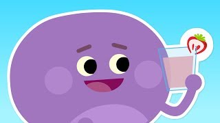 Download Yummy Yummy In My Tummy | The Bumble Nums | Cartoons For Kids Video