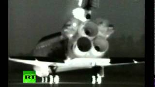 Download NASA video: Space shuttle Endeavour final landing Video