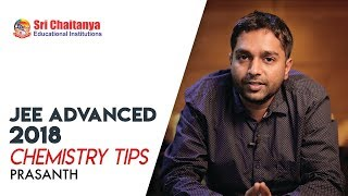 Download JEE ADVANCED 2018 Tips | Chemistry | Sri Chaitanya Educational Institutions Video