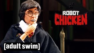 Download Classic Hogwarts Moments | Robot Chicken | Adult Swim Video