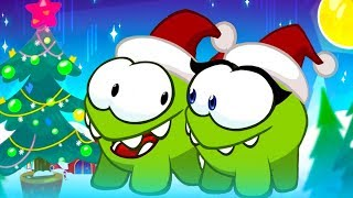 Download Om Nom Stories | Dream job - Santa | Christmas special - Cut The Rope | Kedoo ToonsTV Video
