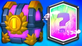 Download WHAT'S INSIDE Clash Royale 1ST PLACE CHEST!? Video