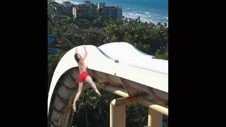 Download Water Slide Fails Compilation (INSANE ACCIDENTS!) Video