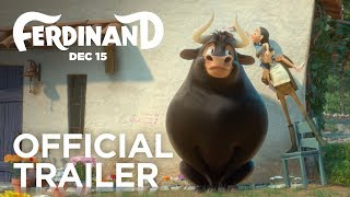 Download Ferdinand | Official Trailer [HD] | 20th Century FOX Video