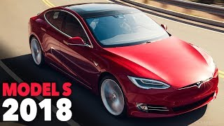 Download Tesla Model S 2018 - Exterior Design + Driving Video