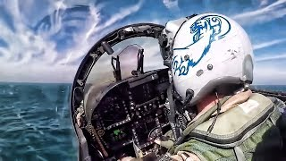 Download Jet Launch From USS Theodore Roosevelt • Cockpit View Video