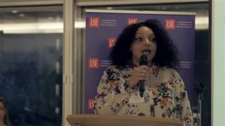 Download Temi Mwale at Donors and Scholars Reception for Undergraduates 2016 Video