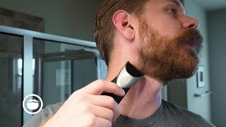 Download How To Trim Your Neckline At Home | Eric Bandholz Video