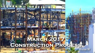 Download Star Wars Land & Guardians of the Galaxy Ride Construction Progress Video