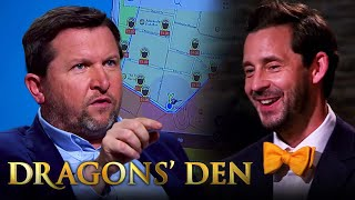 Download Peter's Threatened By Tech Tycoon | Dragons' Den Video