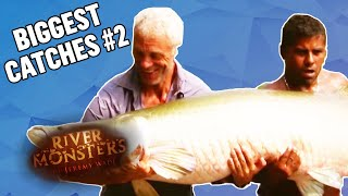 Download Biggest Catches: Part 2 - River Monsters Video
