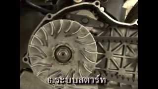 Download DSD-CTA 01 การซ่อมบำรุงรถจักรยานยนต์ 4 จังหวะ ตอนที่ 1 Video