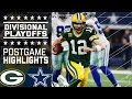 Download Packers vs. Cowboys   NFL Divisional Game Highlights Video