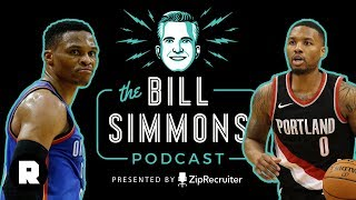 Download Portland's Rise, NBA Finals Sleepers, and UMBC vs. Tyson | The Bill Simmons Podcast | The Ringer Video
