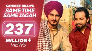 Download Same Time Same Jagah (Chaar Din) ● Sandeep Brar ● Kulwinder Billa ● New Punjabi Songs 2016 Video