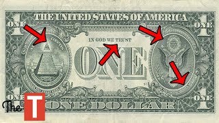 Download 10 Mind Blowing Hidden SECRETS In The US Dollar Video