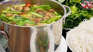 Download LẨU GÀ NẤU SẢ - Cách nấu Món Lẩu Gà sao thơm ngon đậm vị - Món ngon đãi tiệc by Vanh Khuyen Video
