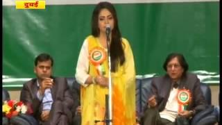 Download दुबई की महफिल में शायर अशोक सुंदरानी ने पेश की शायरी Video