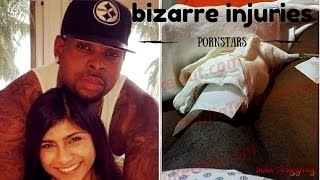 Download 5 Most Bizarre Injuries of Pornstar Ever Recorded Video