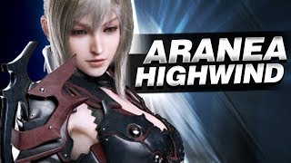 Download Aerial combat with Aranea Highwind - Final Fantasy XV Video