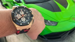 Download I BOUGHT MY DREAM WATCH AT AGE 23! Video
