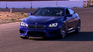 Download CNET On Cars - BMW's M6 Gran Coupe: Going fast in a four-door Video