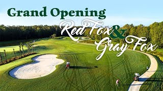Download November Vmail - Grand Opening Red Fox & Gray Fox Golf Courses Video