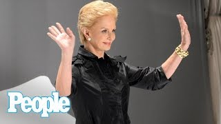 Download Carolina Herrera On Dressing Melania Trump, Emmy Rossum On The Iconic Designer | People NOW | People Video
