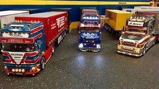 Download BEST RC Trucks @ Herisau/Swiss - New Year Drive 2017 Video