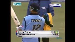 Download Yuvraj Singh Debut Match Vs Australia Full Match Highlights-Must Watch Video