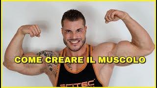 Download Come creare il muscolo - Filippo Rispoli Video